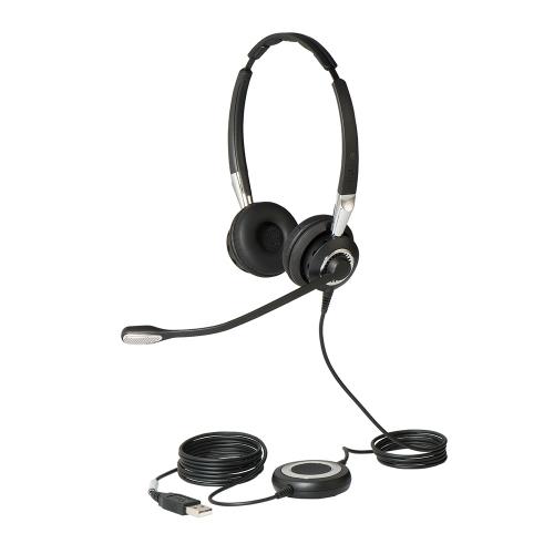 Jabra Biz 2400 Binaural USB Bluetooth Headset