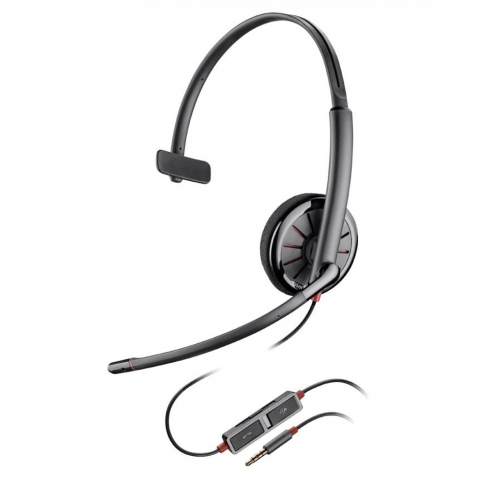 Plantronics Blackwire C215 Monaural Headset