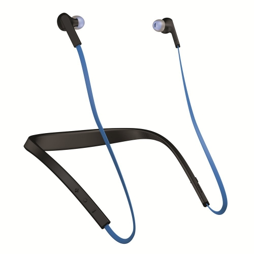 Jabra Halo Smart Wireless Bluetooth Headset - Blue