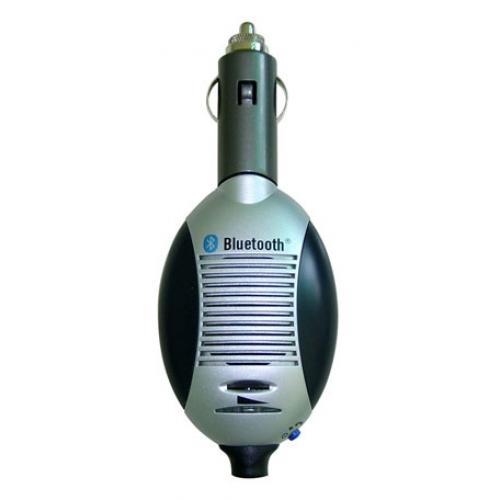BlueNEXT BN600 Bluetooth handsfree car kit - Silver