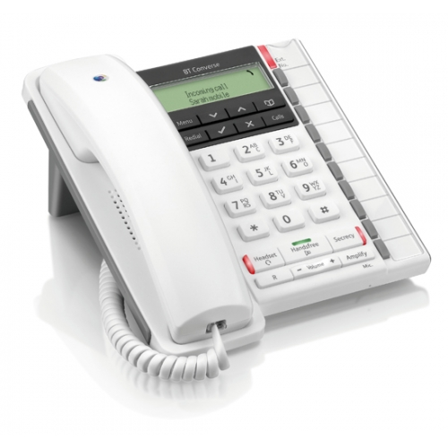 BT Converse 2300 - White