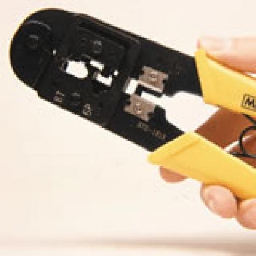 BT Modular Plug Crimper