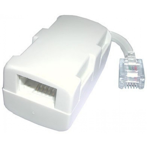 BT Plug To RJ11 Socket (4 Way)