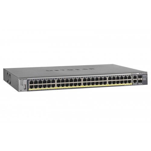 Netgear ProSafe™ M4100 50 PoE Managed Switch