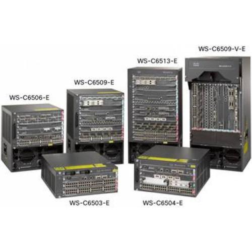 Cisco WS-C6509-E Chassis A-Grade