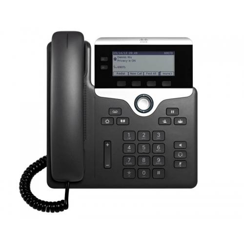 Cisco 7821 IP Phone with Multiplatform Firmware