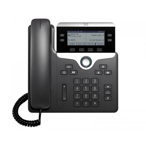 Cisco 7841 IP Phone with Multiplatform Firmware