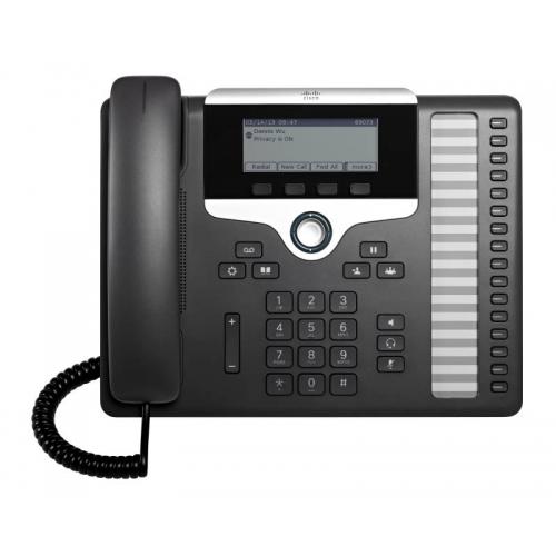 Cisco 7861 IP Phone with Multiplatform Firmware