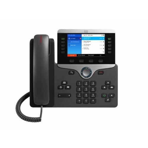 Cisco 8851 IP Phone with Multiplatform Firmware