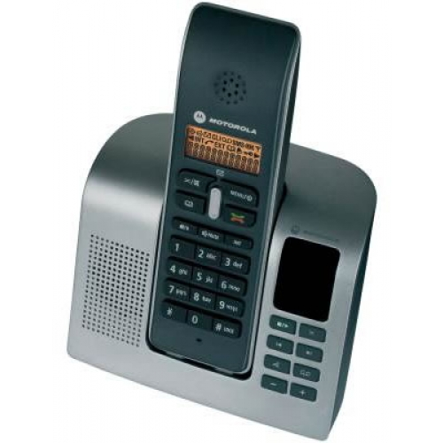 Motorola D211 DECT Corldess Phone with Answering Machine