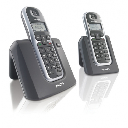 Philips DECT 1222 Entry Level DECT Twin