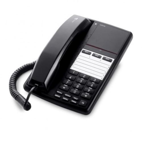 Doro AUB 200 Office Telephone - Black