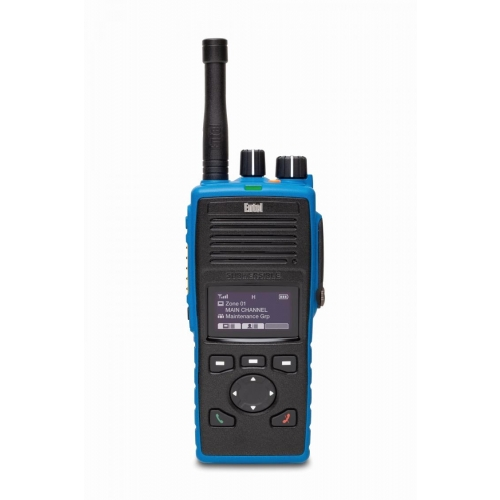 Entel DT953 DMR & Analogue ATEX Two Way Radio - Front