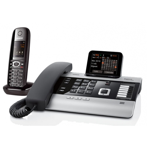 Gigaset DX800A All In One Telephone and C610H Additional Handset