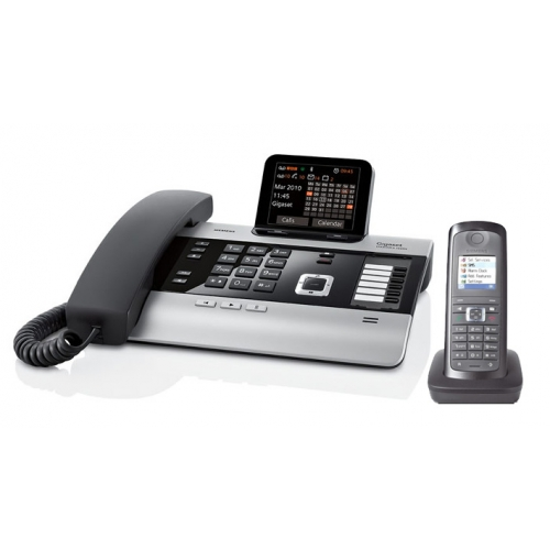 Gigaset DX800A All In One Telephone and E49H Additional Handset