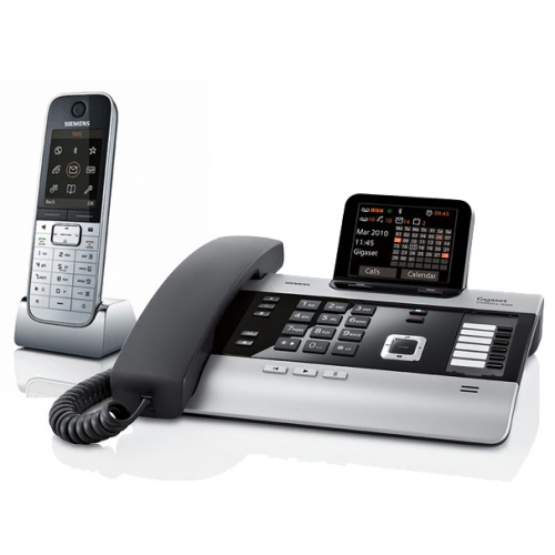 Gigaset DX800A All In One Telephone With SL78H Additional Handset