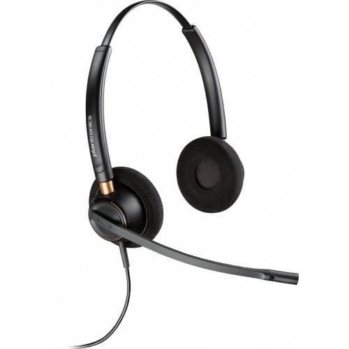 Plantronics Encore Pro HW520 Digital Binaural Noise Cancelling Headset