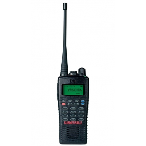 Entel HT986T - Advanced Trunked LCD Keypad ATEX IIC Radio UHF - New