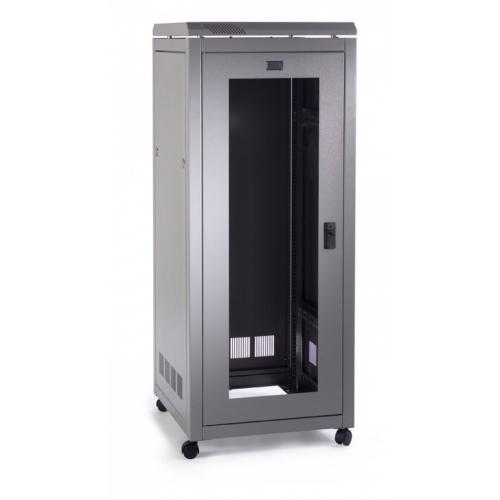 Prism Free Standing Cabinet 27U (1360x600x800)