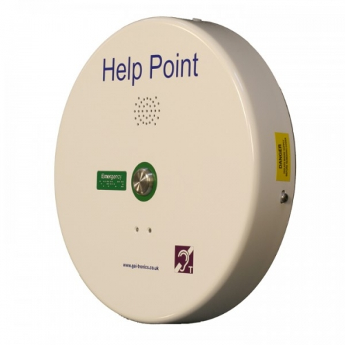 GAI-Tronics PHP400 Help Point 1 Button - GSM