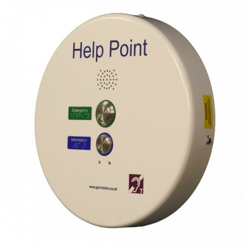 GAI-Tronics PHP400 Help Point 2 Button - GSM