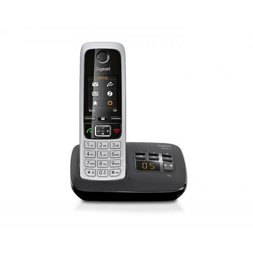 Gigaset C430A DECT Cordless Phone With Answering Machine - (1-6 Handsets)