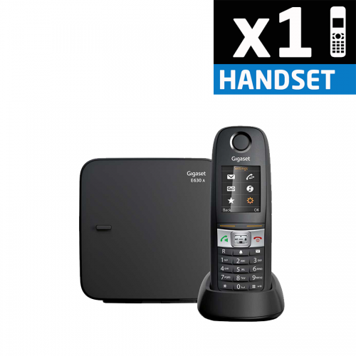 Gigaset E630A Robust DECT Cordless Phone With Answering Machine