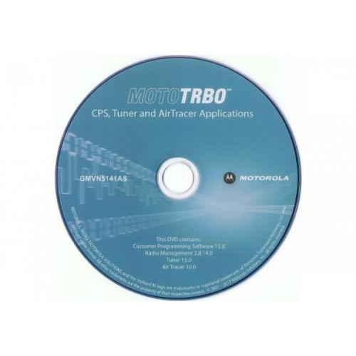 Motorola Software - TRBO CPS-RM DVD EMEA