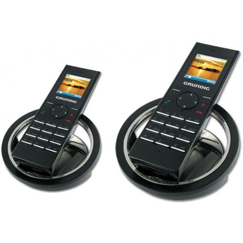 Grundig Sinio Twin DECT Cordless Phone