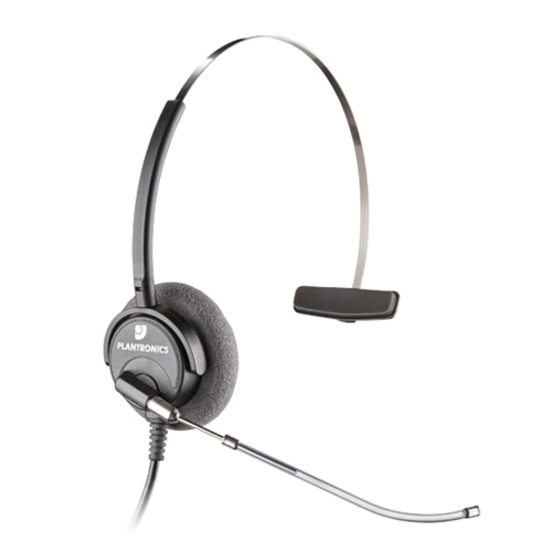 Plantronics Supra Monaural H51 Office Headset - A Grade