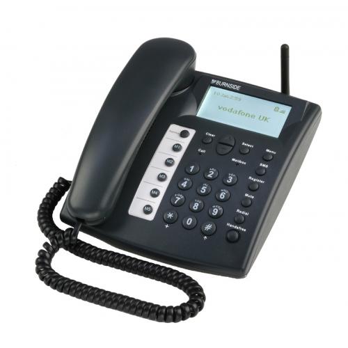 Burnside P330 Desktop GSM Mobile Phone - A Grade