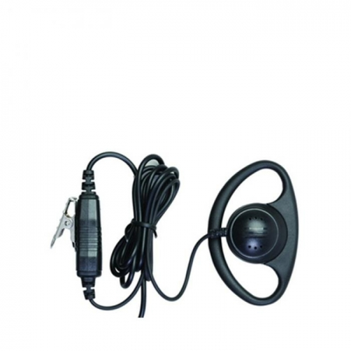 Icom F29SR D Shaped Ear Piece With Microphone - New