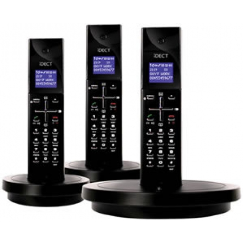 iDECT X1i Triple With Answering Machine