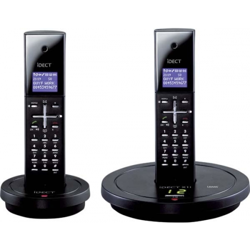 iDECT x1i DECT Twin Answering Machine
