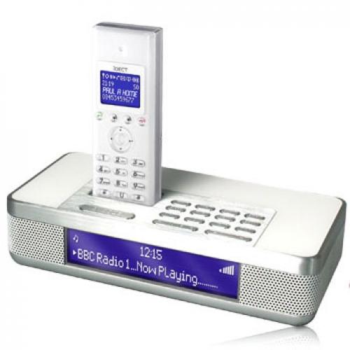 iDECT X2di DAB, Cordless Phone with Digital DAB Radio