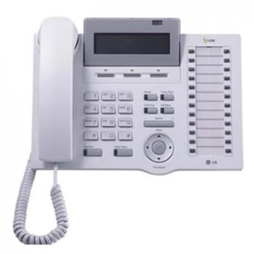 LG LDP 7024D System Handset - White