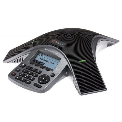 Polycom Soundstation IP5000 SIP Audio Conference VoIP Phone