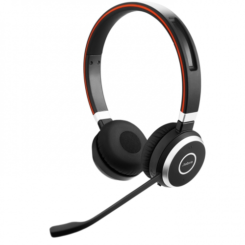 Jabra EVOLVE 65 - Stereo USB Bluetooth Headset