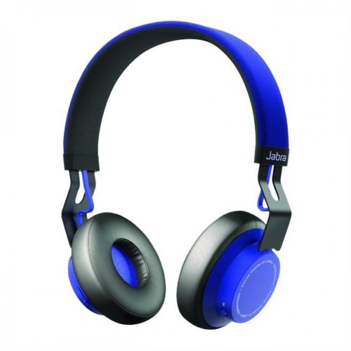 Jabra Move Wireless Bluetooth Headphones - Blue