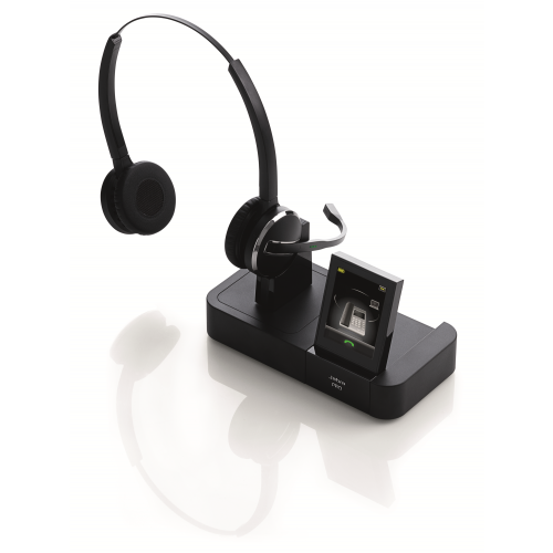 Jabra PRO 9460 DUO Binaural Headset for Desk phone & PC