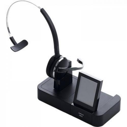 Jabra Pro 9460 Mono Multi-Use Headset With Touch Screen Base