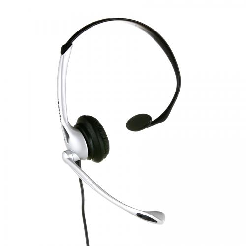 JPL JAC Monaural Telephone Headset 2.5mm