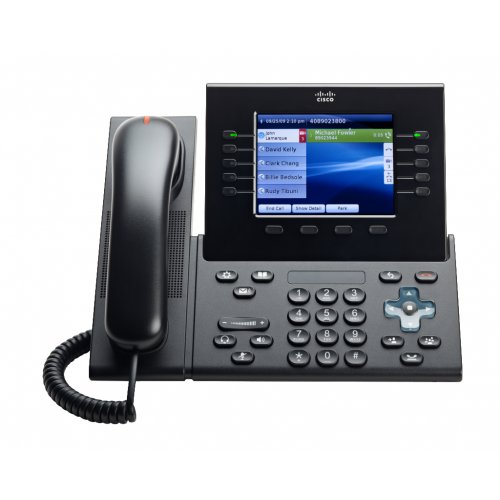 Cisco 8961 Unified IP Phone (Slimline)