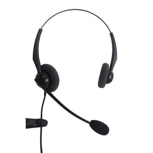 JPL 100 Binaural Noise Cancelling Office Headset