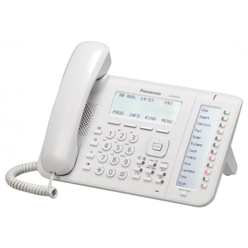 Panasonic KX-NT556 IP Phone - White