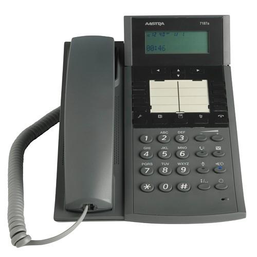 Aastra 7187A Plus TDM - Dark Grey