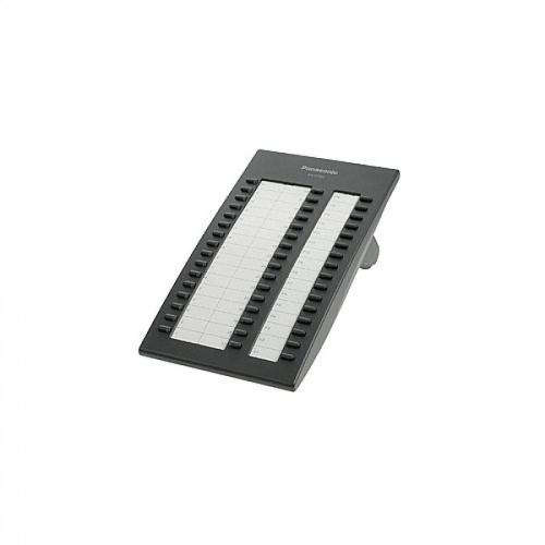 Panasonic KX-T7740 DSS Console - Black