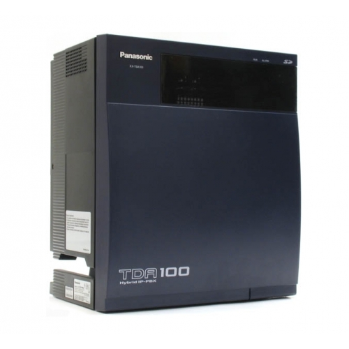 Panasonic KX-TDA100 Hybrid IP CCU with MPR Card & PSU-M - A-Grade
