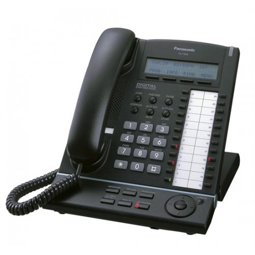 Panasonic KX-T7630 - Black