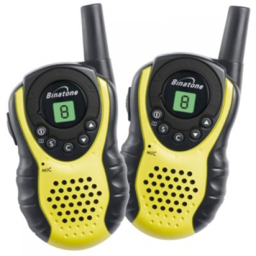 Binatone Latitude 100 Two-Way Radios